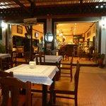 Das Restaurant Kung--Koh Lanta