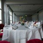 Notre table de mariage