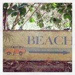 Beach:)
