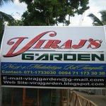 Photo de Viraj's Garden