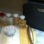 Amenities Bvlgari