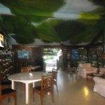 inside the restaurant 4