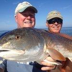 Sanibel island redfish