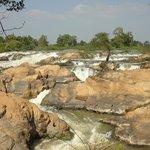 Tat Somphamit Waterfalls