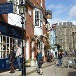 Church Street entrance adjacent to Windsor Castle