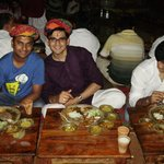 Surrendering to scrumptious thali at Village!