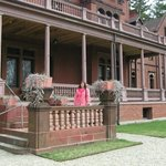 Ventfort hall front porch