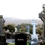 Celtic funerary crosses