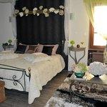 suite hortensia couchage kingsize