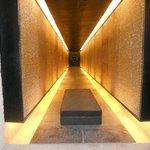 Deportation Memorial: hall of lights