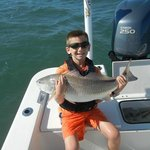 Red Drum fishing with Captain Jot