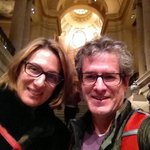 Happy Couple after a great day at the MFA