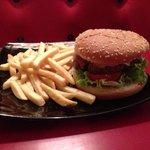 Hamburger 200g