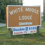 Foto de White Moose Lodge