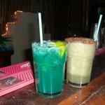 Lecker Cocktails - gracias Israel!