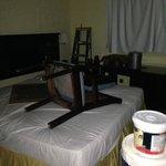 Das erste Zimmer