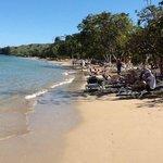 Rriu Merengue Beach area