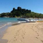 beach near Riu Merengue Gardens