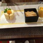 tris di ananas