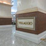 The Villaggio Mall