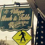 Village Book & Table