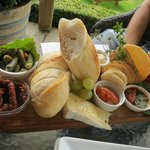 Our platter