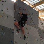 Just climb a few rock faces