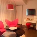 Il salotto nella mia camera design numero 515
