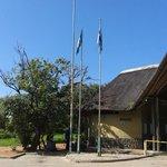 Bonito lugar, Lodge en Chobe