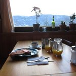 Desayuno con vistas !