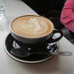 nice beautiful coffee