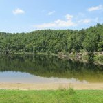 Morror North pond