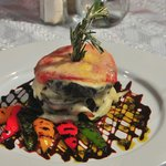 Grilled Vegetable Napoleon