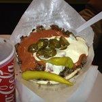 Bilde fra Bislett Kebab & Pizza House