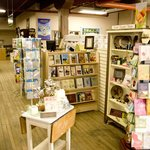 Books, cards, gifts, toys, in just one of our collection of shops
