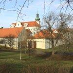 Монастырь и отель