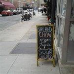 Sacred Chow