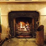 Lounge/Foyer fire : January 2014