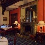 The grand Baronial Dining Room : Breakfast & Dinner & Balls