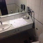 Bathroom in room 312