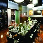 Legends Room - Our Largest Private Dining Room Accommodating Up to 30 Guests