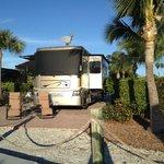 Everglades Isle RV Space