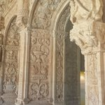 Mosteiro dos Jerônimos - detalhe da arquitetura