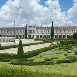 Mosteiro dos Jerônimos - vista externa