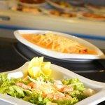 Express Market - Food Area