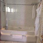 Salle de bain suite 317
