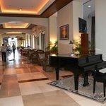 Lobby Piano area