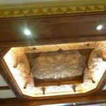 una vista del techo