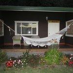 Beckoning hammocks