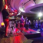 'E-Maculate' on stage at Motown/Soul break @ Alvaston Hall (January 2014)